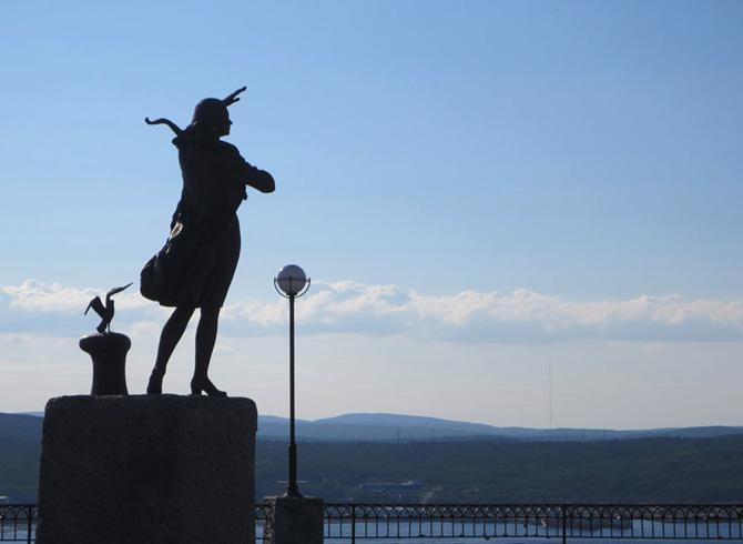 Памятник «Ждущей»