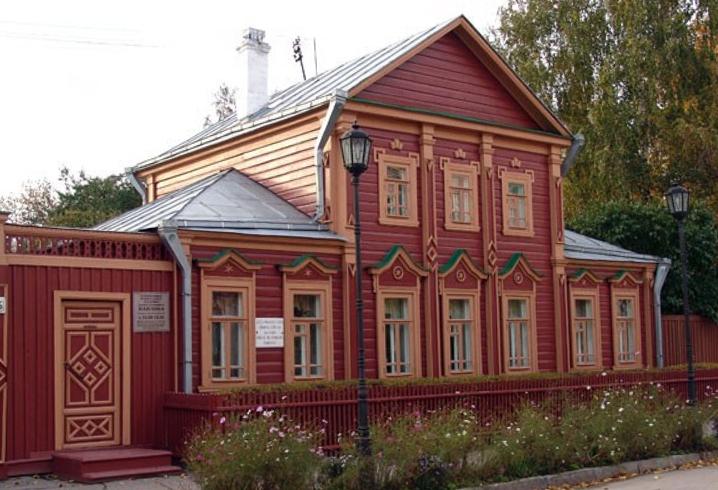 Дом-музей И.П. Павлова