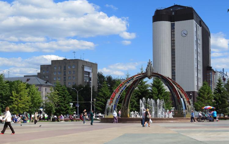 Площадь Единства и Согласия
