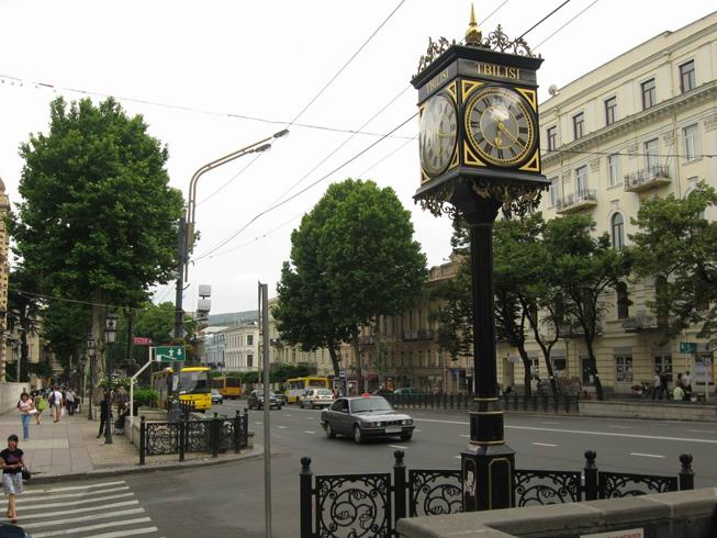 Проспект Шота Руставели