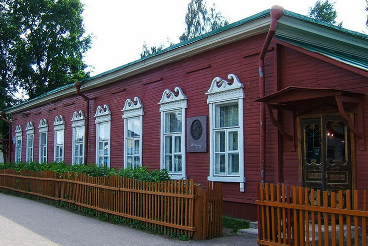 Музей А.С.Пушкина