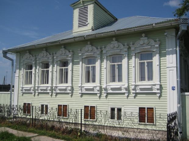 Музей Г.Е. Распутина