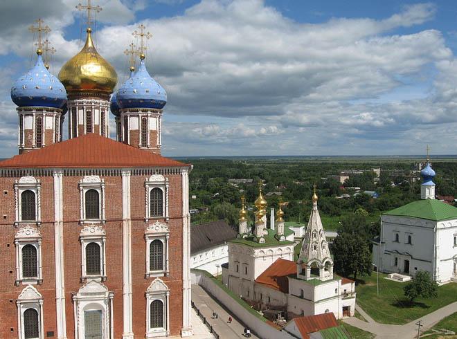 Комплекс Рязанского кремля
