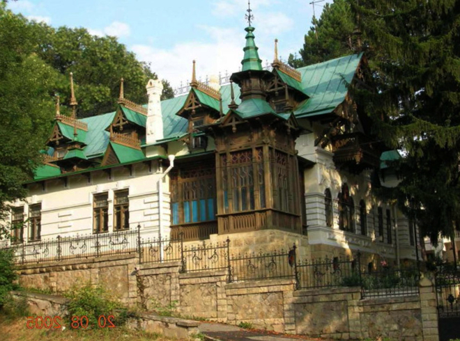 Музей «дача Шаляпина»