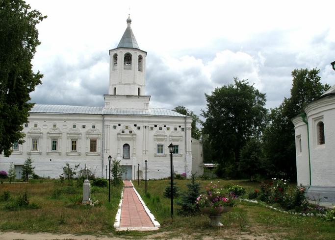 Солотчинский женский монастырь