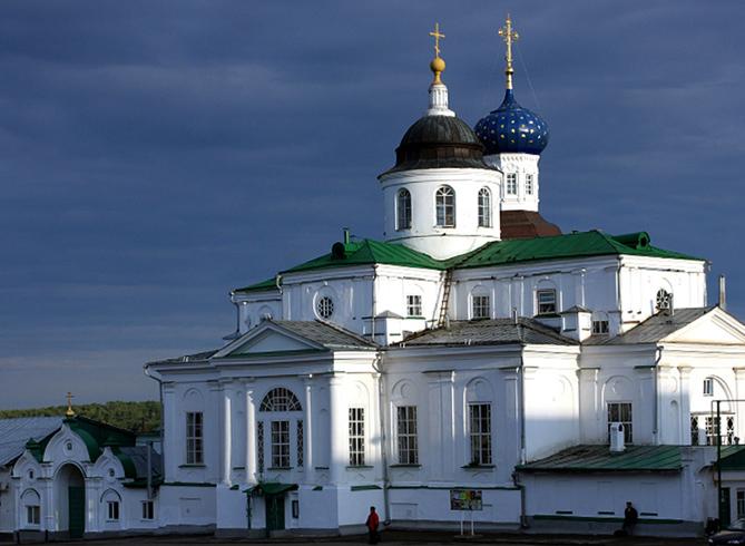 Свято-Николаевский женский монастырь