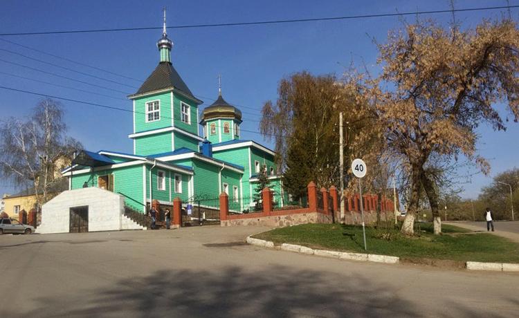 Свято-Сергиевский собор