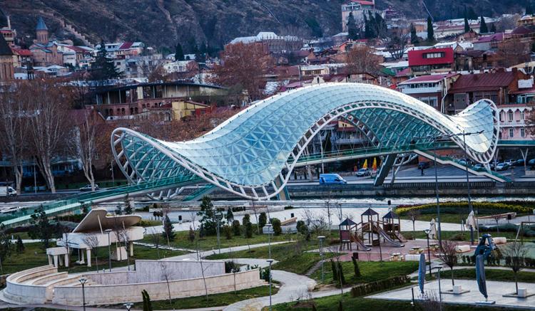 Красивый Тбилиси