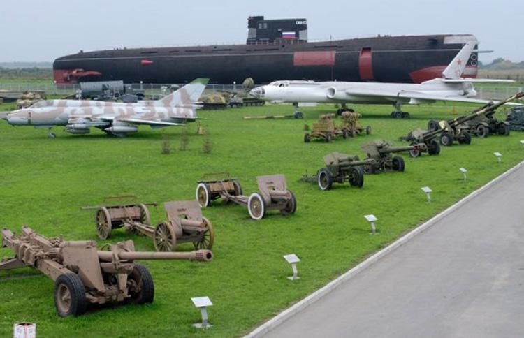 Технический музей Сахарова