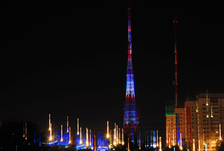 Белгородская телебашня