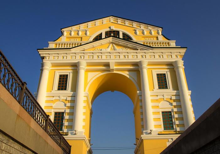 Московская триумфальная арка