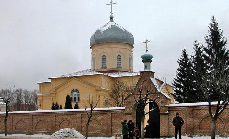 Пензенский Троицкий женский монастырь