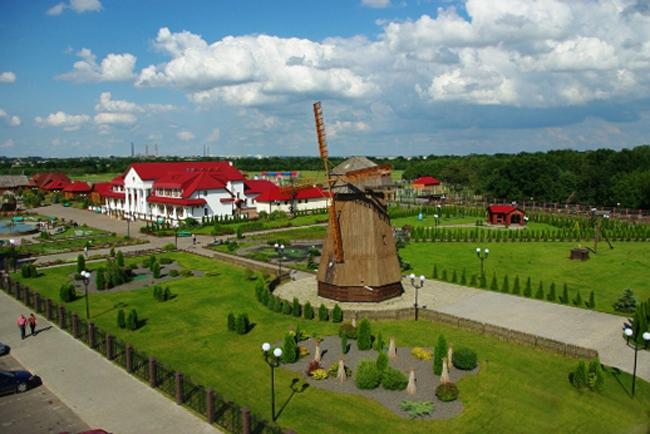 Белорусская этнографическая деревня
