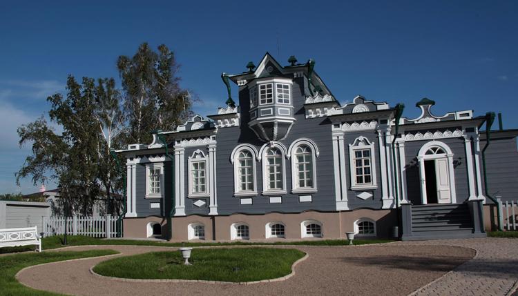 Дом князя Волконского
