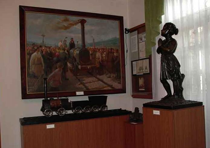 Внутри дома Черепановых