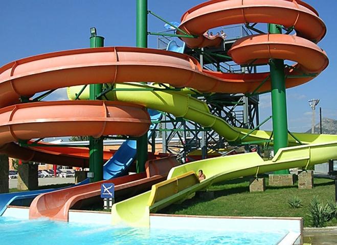 Аквапарк «Водный мир»