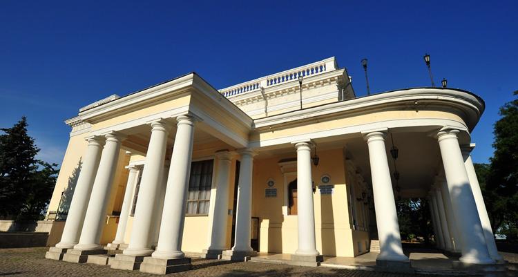 Одесский Воронцовский дворец