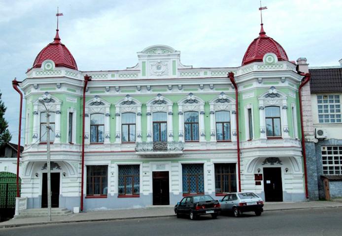 Усадьба П. Корешева