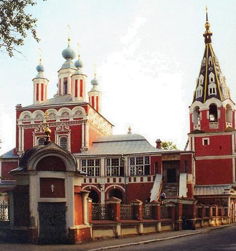 Соборный храм священномученика Георгия