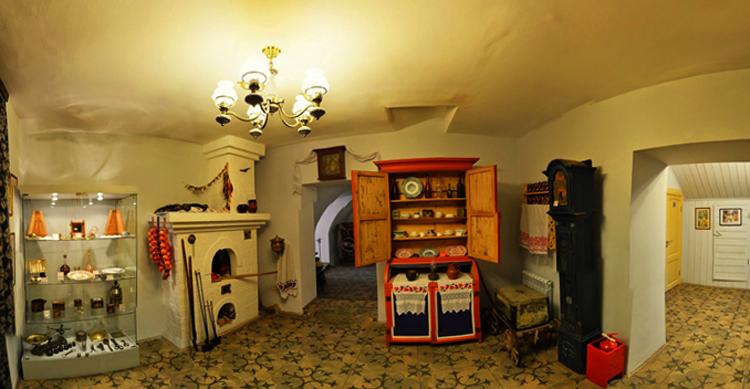 Внутри музея кухонной машинерии