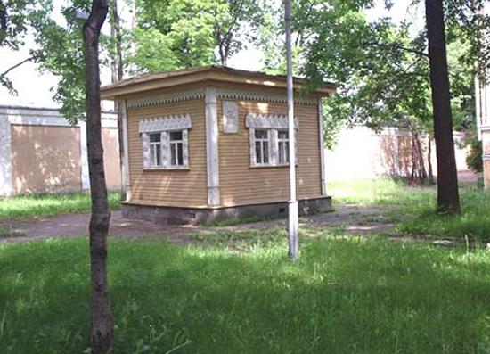 Музей-кабинет А.С. Попова