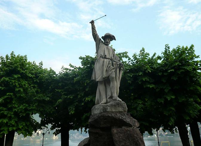 Памятник Вильгельму Теллю