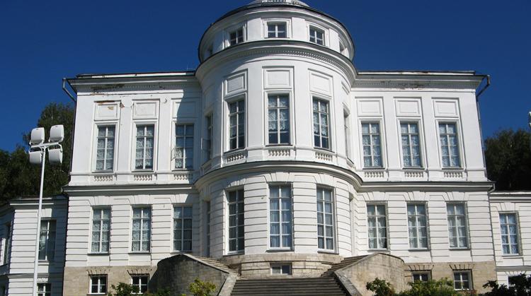Богородицкий дворец-музей