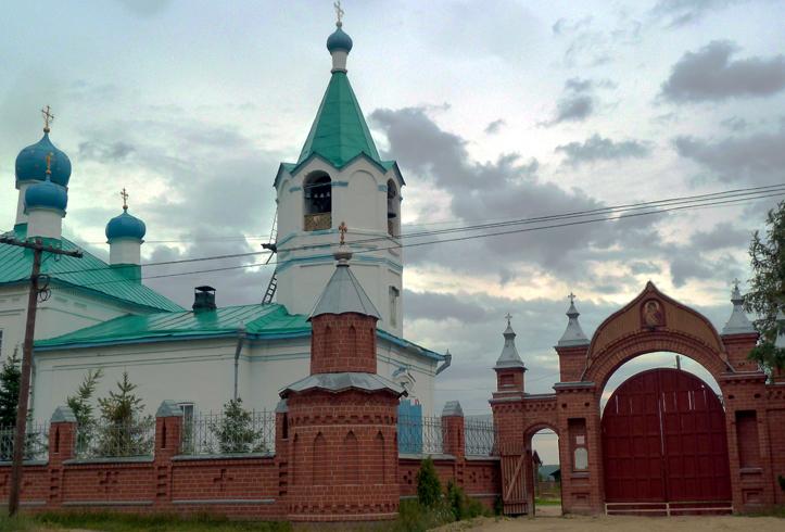 Боровский женский монастырь