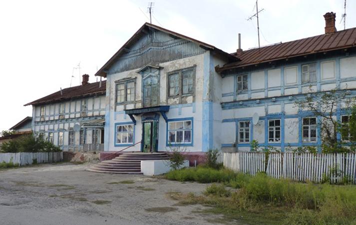 Дом Малевича