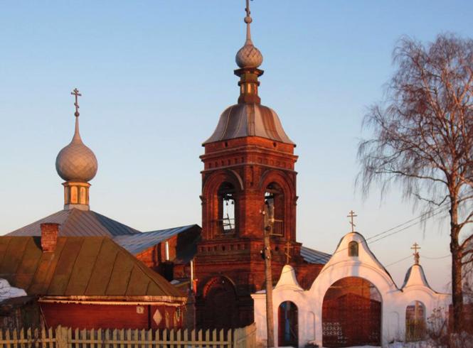 Старообрядческая церковь Пресвятой Богородицы