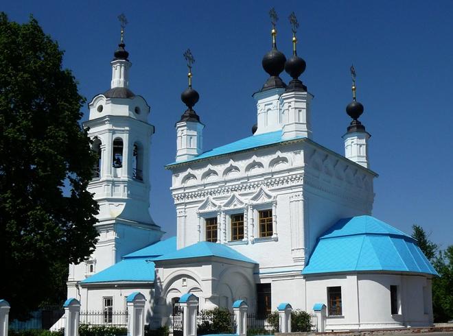 Церковь Покрова Пресвятой Богородицы «на рву»