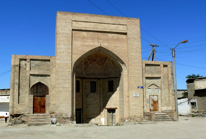 Мечеть Курпа