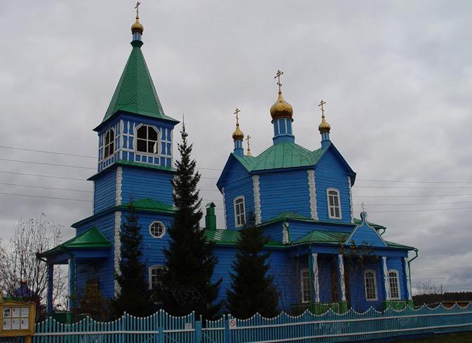 Чимеевский мужской монастырь