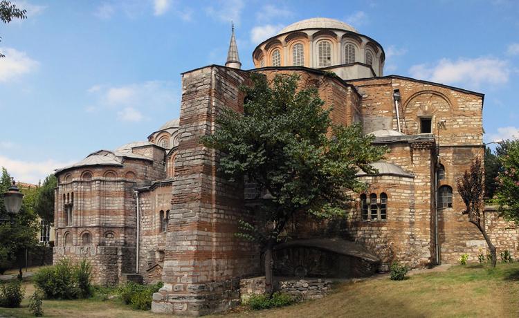 Византийский монастырь Хора