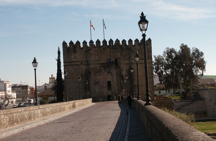 Башня Торре-де-ла-Калаорра
