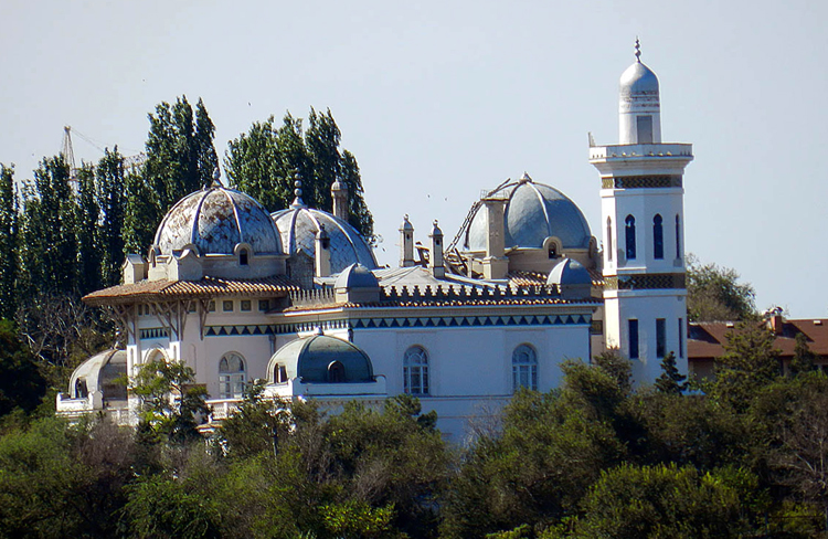 Дача – дворец Стамболи