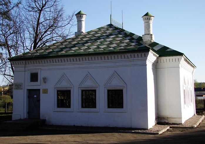 Дом музей Петра Первого