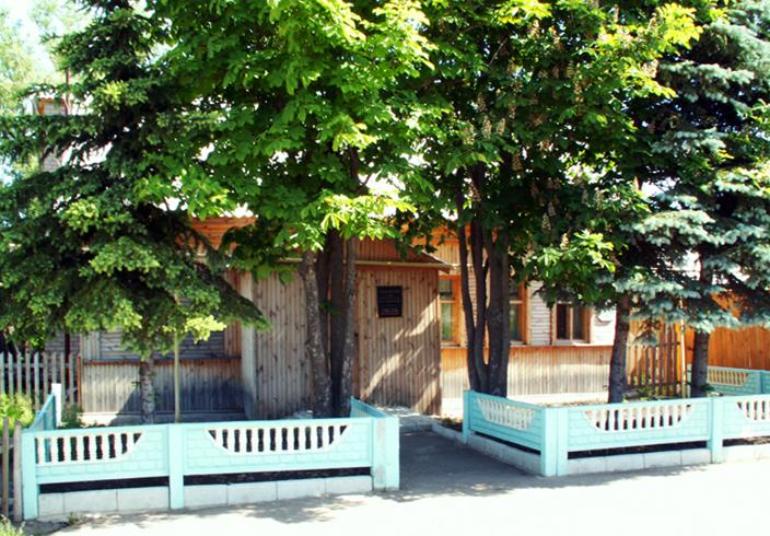 Дом-музей М. П. Девятаева