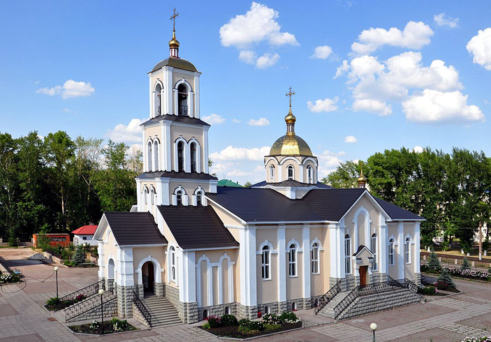 Храм святого благоверного князя Димитрия Донского