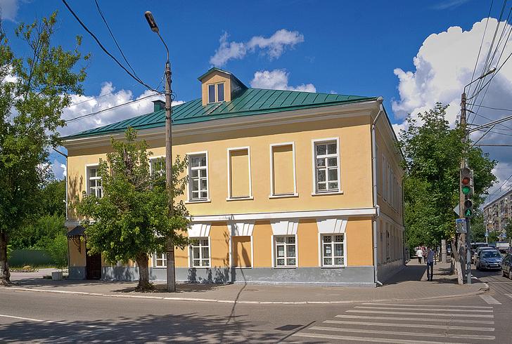 Дом - музей Чижевского