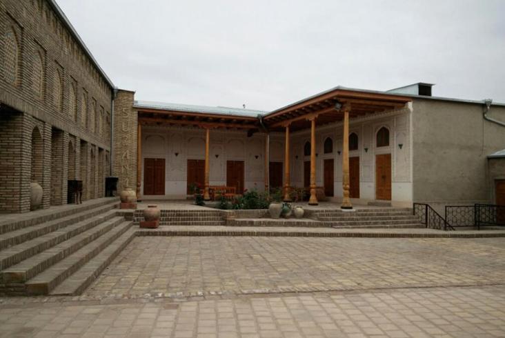 Дом-музей Ф. Ходжаева