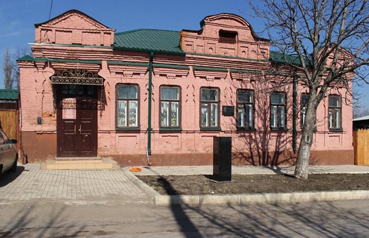 Дом-музей Бунина в Ефремове