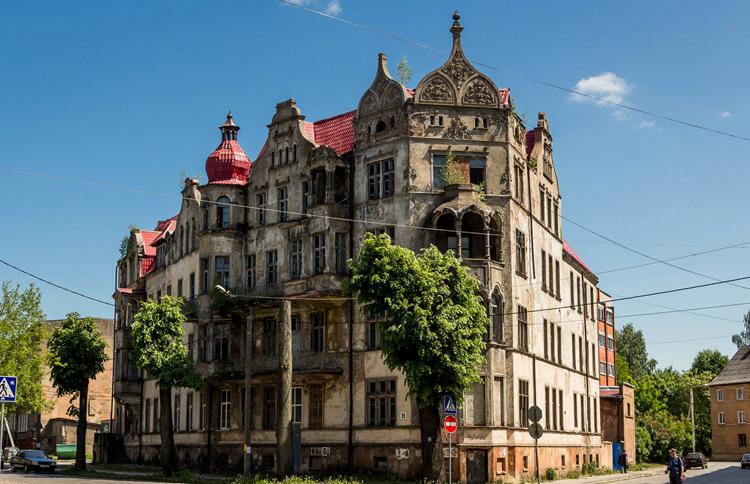 Дом, где родился Армин Мюллер-Шталь