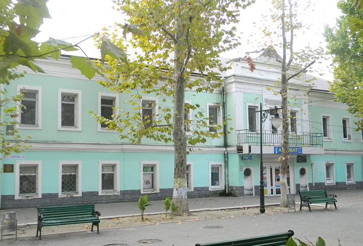 Дом Суворова