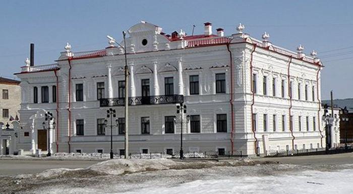 Дом Корниловых