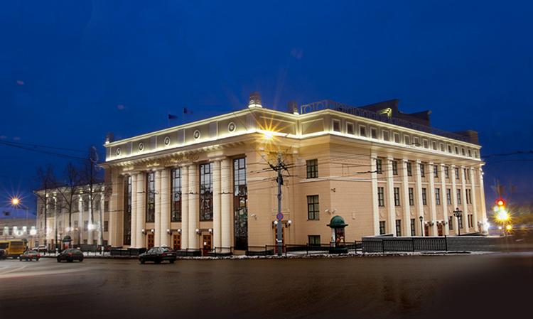Русский драматический театр имени Короленко