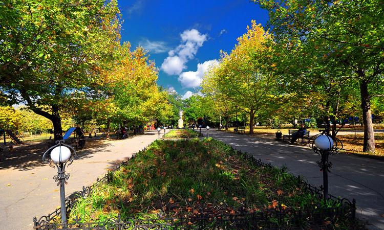 Парк имени Г.И.Петровского