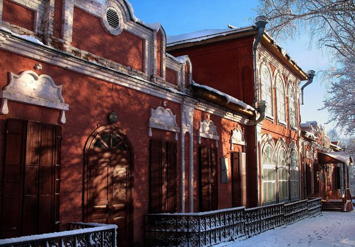 Этнографический музей Республики Коми