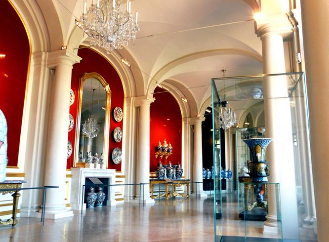 Музей фарфора