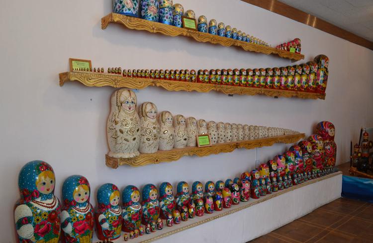Вознесенский музей матрешки
